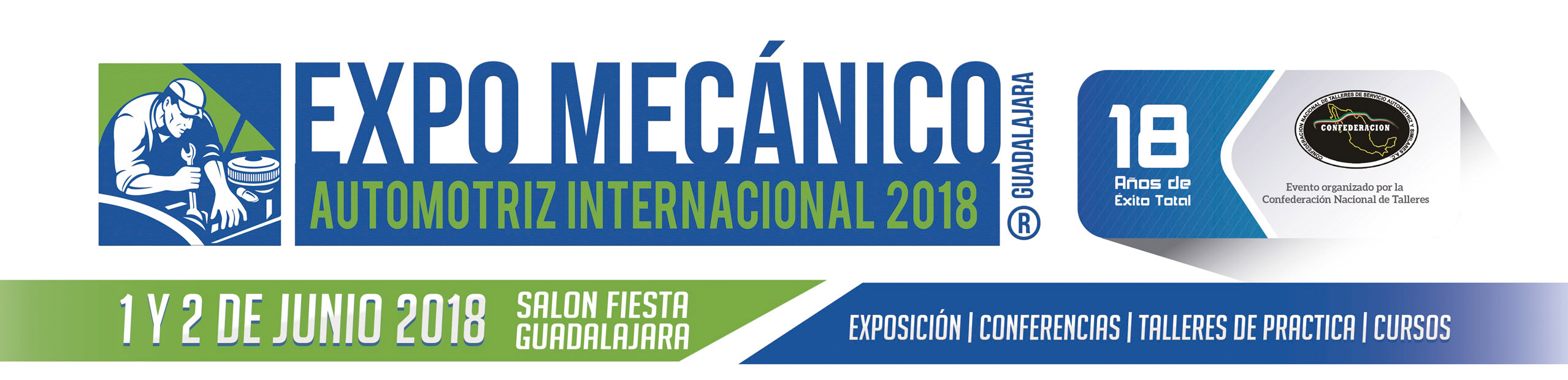Poster Expo Mecanico - GLOBSPOT | white label GPS tracker and fleet management GPS tracking software